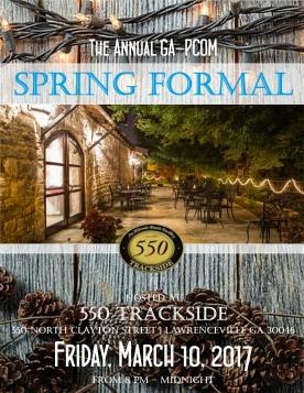 2017 PCOM Spring Formal C
